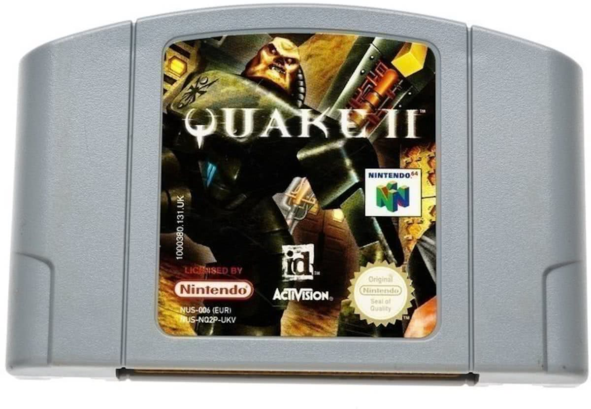 Quake 2 -   64 [N64] Game PAL